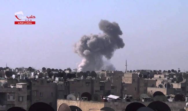 Amerika, Suriye ordusunu bombaladı!