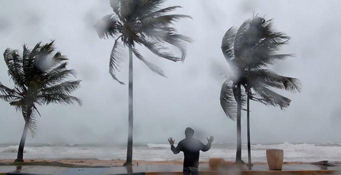 Amerika'da acil durum! Fırtınadan milyonlarca kişi etkilenecek