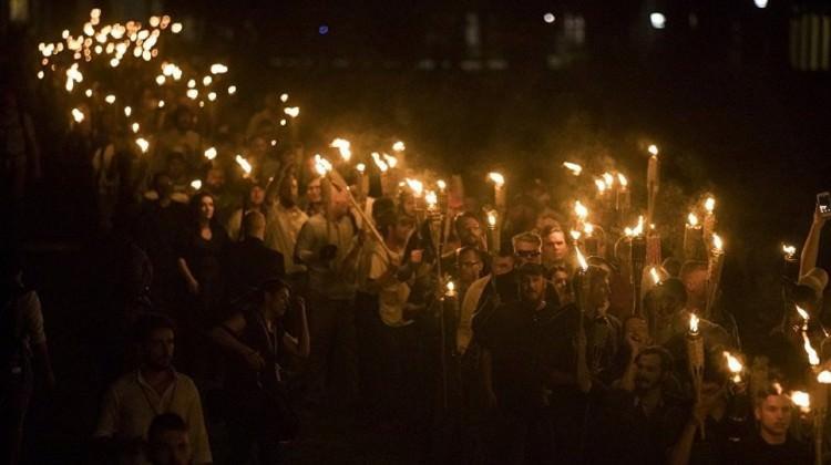 Amerika'da ırkçı gösteri sonrası OHAL ilan edildi