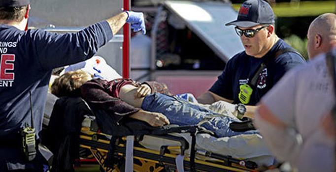 Amerika'da okula silahlı saldırı: Çok sayıda ölü ve yaralı var