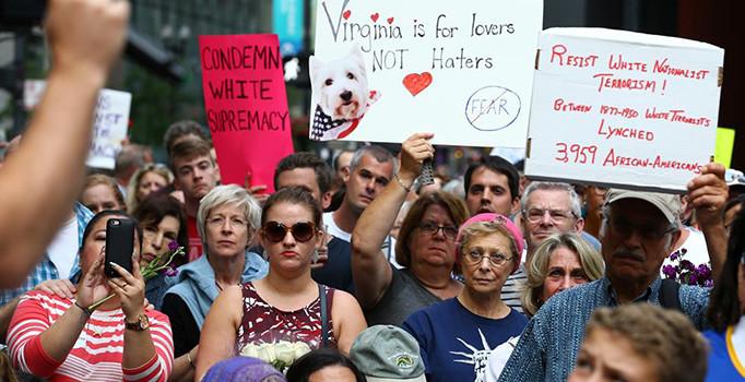 Amerika'daki gösteriler diğer şehirlere de sıçradı