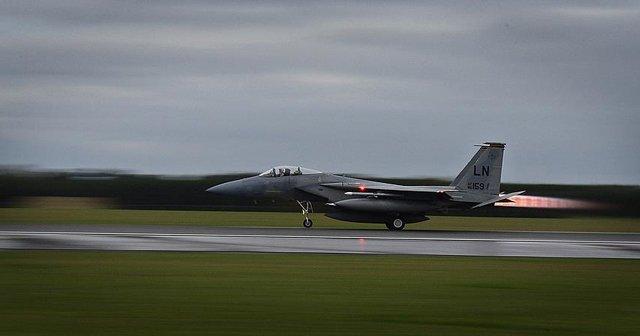 Amerika'dan Fırat Kalkanı Operasyonu'na hava desteği