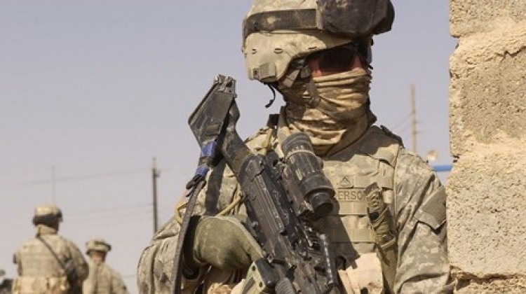 Amerika'dan hava saldırısı! Onlarca militan öldürüldü