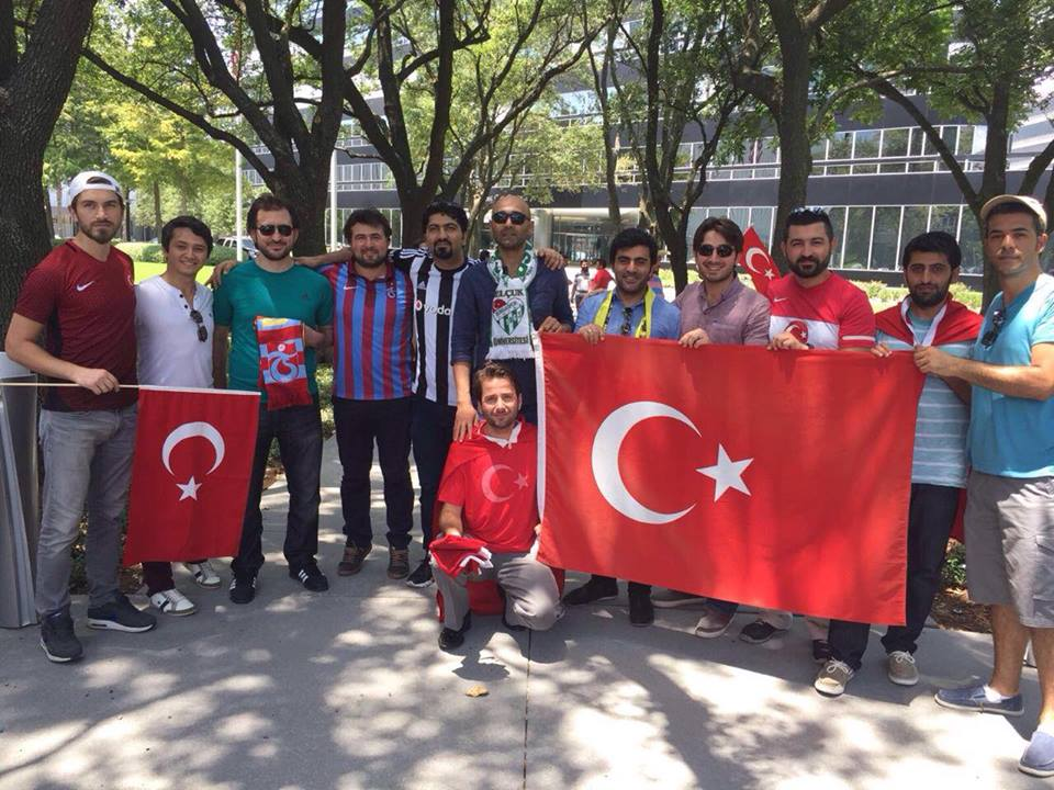 """""""Amerika'dan Türkiye'ye selam olsun !"""""""