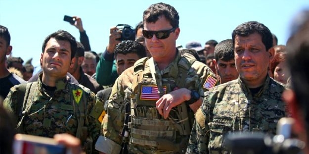 Amerikalı isimden tarihi YPG itirafı!
