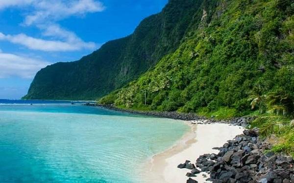 Amerikan Samoası nerede? Salgın ilan edilen Amerikan Samoası nerede?