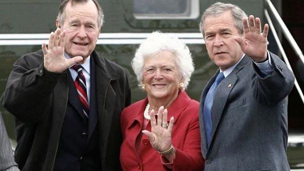 Amerika'nın 41. Başkanı Bush'un eşi hayatını kaybetti