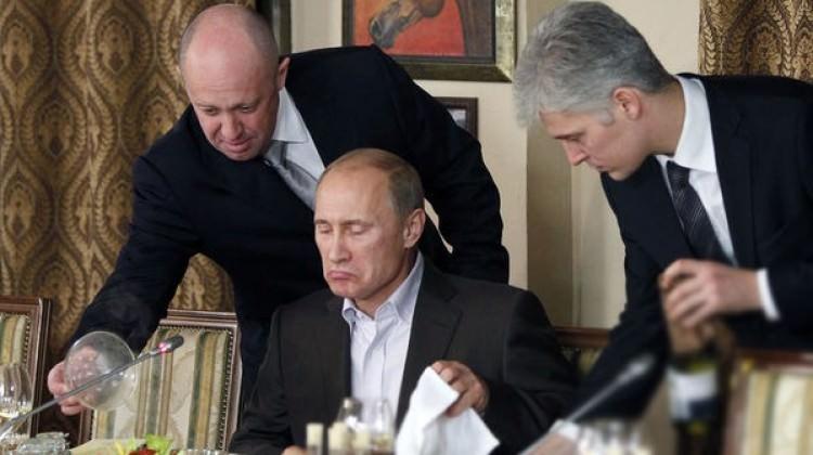 Amerika'nın hedefinde 'Putin'in aşçısı' var!