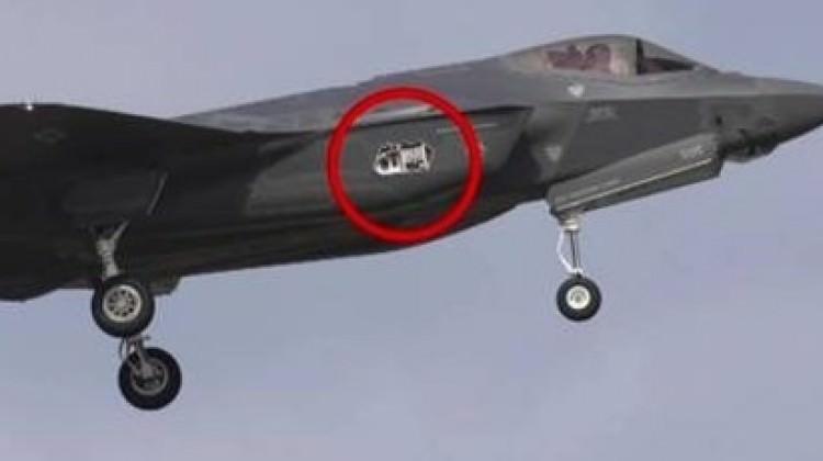 Amerika'ya şok! F-35'leri havada dağılıyor...