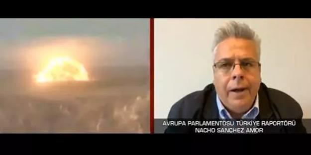 Amor'dan canlı yayında YPG sorusuna kaçamak cevap