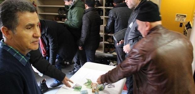 Bayırbucak Türkmenlerine Kanada'dan destek
