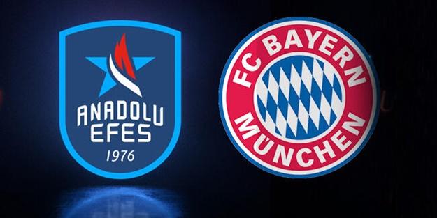 Anadolu Efes Bayern Münih basket maçı ne zaman? Maç saat kaçta hangi kanalda?
