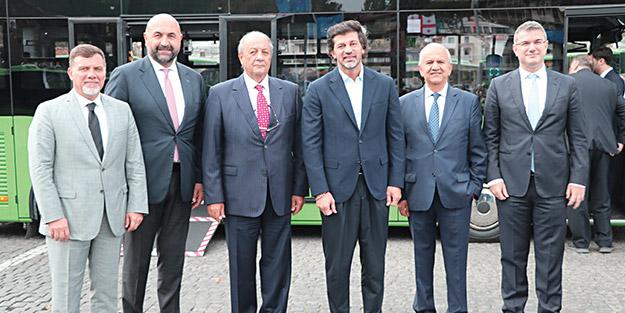 Anadolu Isuzu'dan ihracat rekoru