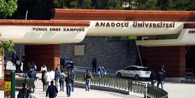 Anadolu Üniversitesi personel alımı 2019