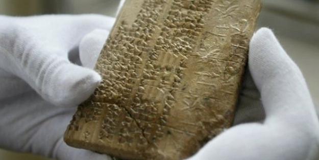 Anadolu'da keşfedildi... Bronz Çağına ait...