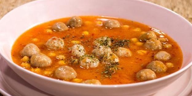 Analı kızlı çorbası nasıl yapılır? Analı kızlı çorbası tarifi ve malzemeleri