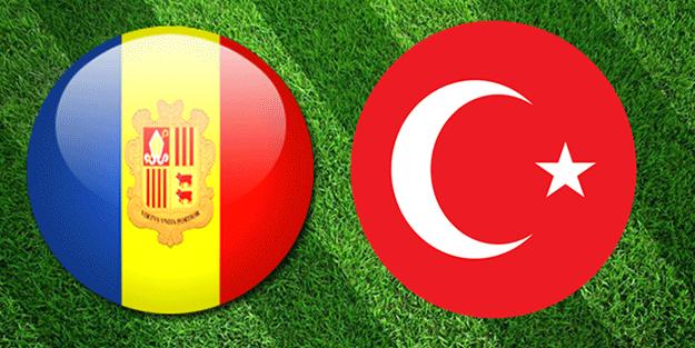 Andorra - Türkiye maçında Dünya Rekoru kırılacak