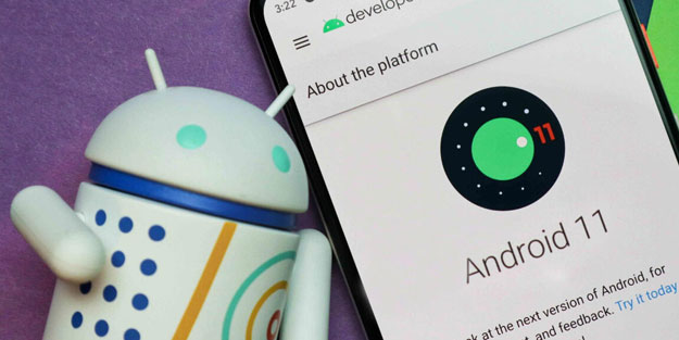 Android 11 güncellemesi hangi telefonlara gelecek?