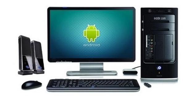 Android işletim sistemi bilgisayarda nasıl çalıştırılır?