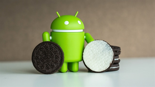 Android'in son sürümü 'Oreo'