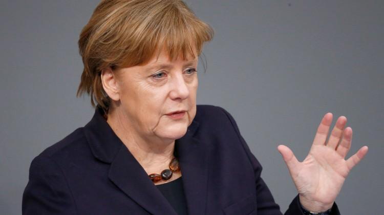 Angela Merkel'den flaş Kuzey Kore açıklaması!