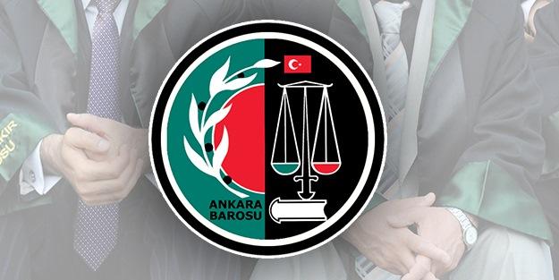 Ankara Barosu ahlaksızlığın devamından yana!