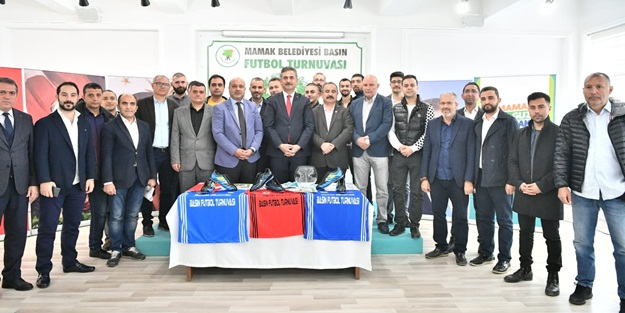 Ankara Basın Turnuvası'nda eşleşmeler belli oldu!
