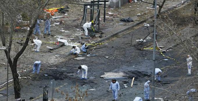 Ankara bombacısı saldırıdan önce AVM'den alışveriş yapmış