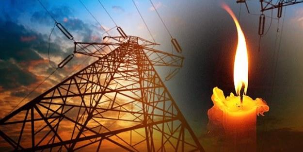 Ankara dahil 6 ilde enerji kesintisi