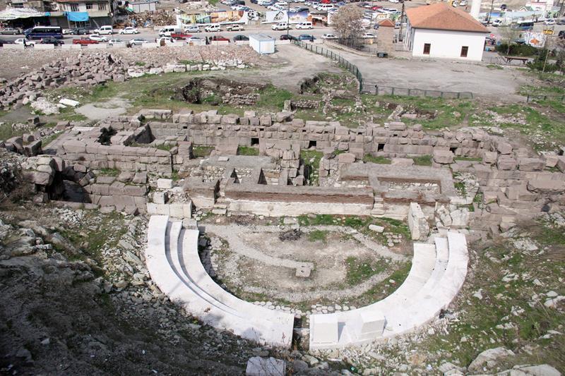 Ankara Haberleri: Tarihi merkeze anıt ve arkeopark