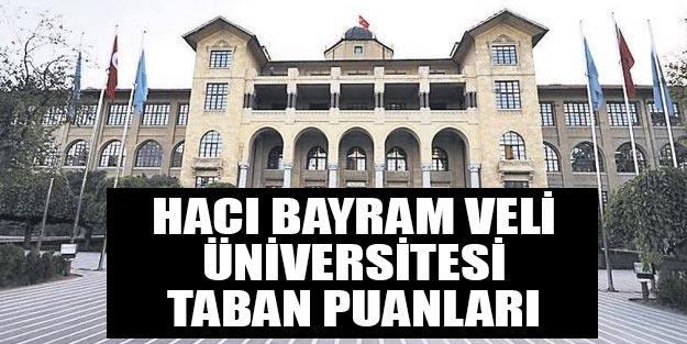 Ankara Hacı Bayram Veli Üniversitesi taban puanları 2019 YÖK atlas