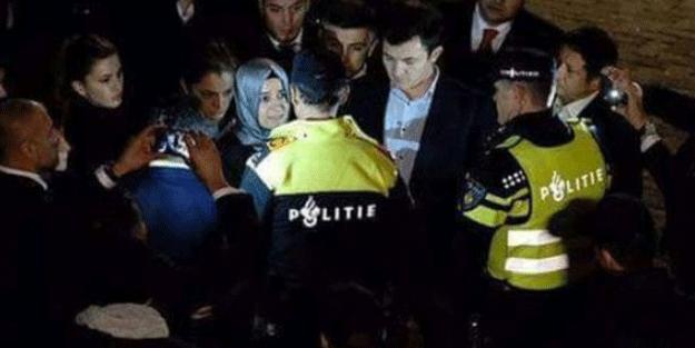 Ankara Hollanda'ya karşı harekete geçti