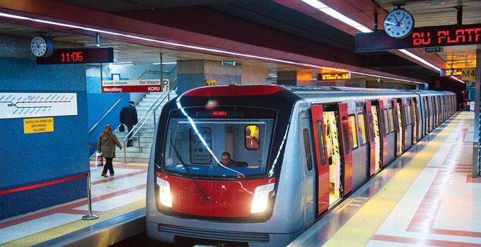 Ankara metrosunda aktarma tarihe karışıyor