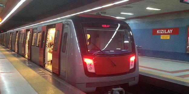 Ankara metrosunda patlama meydana geldi!
