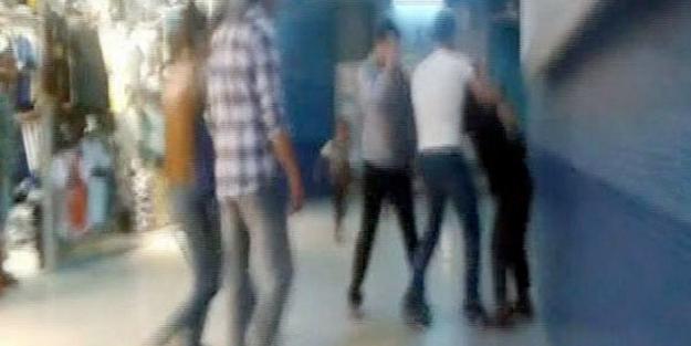 Ankara metrosunda Suriyeli çocuğa dayak
