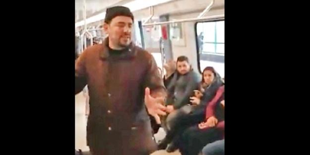 Ankara Metrosu'ndaki FETÖ skandalına büyük tepki!