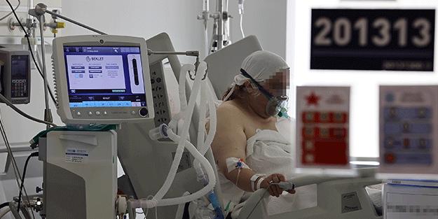 Ankara Şehir Hastanesi'nden Kovid-19 yoğun bakım ünitesi dikkat çekti