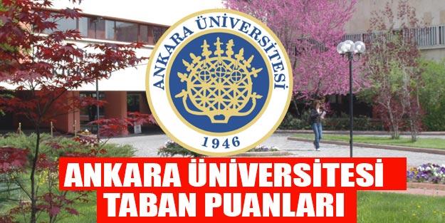 Ankara Üniversitesi 2019 taban puanları YÖK atlas