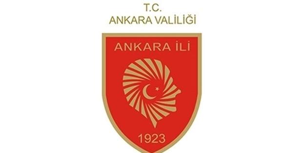 Ankara Valiliği yasakladı! bombalı saldırı riski...
