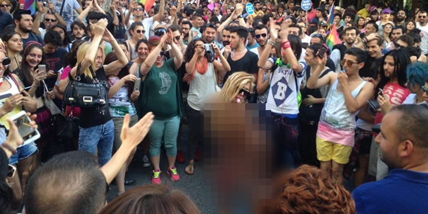 Ramazan'da ortalığı karıştırmak isteyen LGBT'li sapkınlara valilik 'dur' dedi