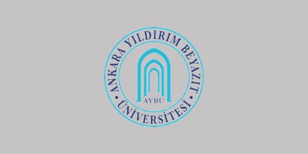 Ankara Yıldırım Beyazıt Üniversitesi akademik personel alım ilanı başvuru tarihi ve başvuru şartları
