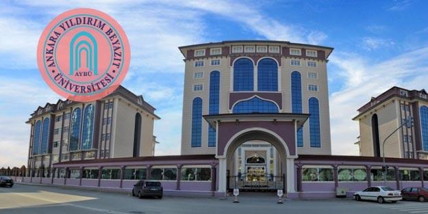Ankara Yıldırım Beyazit Üniversitesi Besyo taban puanları 2019