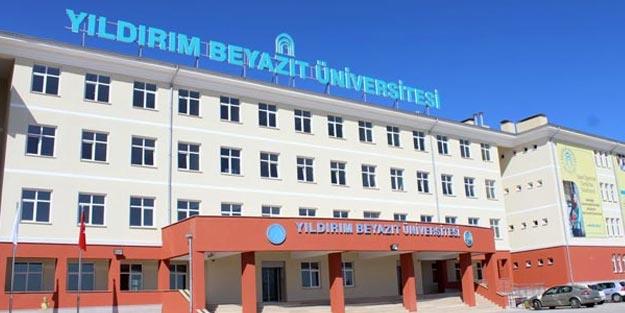 Ankara Yıldırım Beyazıt Üniversitesi taban puanları 2019 YÖK atlas