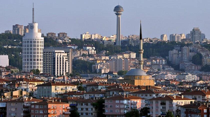Ankara/Çankaya'da 872 m² iş yeri icradan satılacak