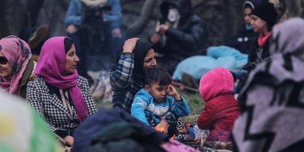 Ankara'da 25 düzensiz göçmen yakalandı