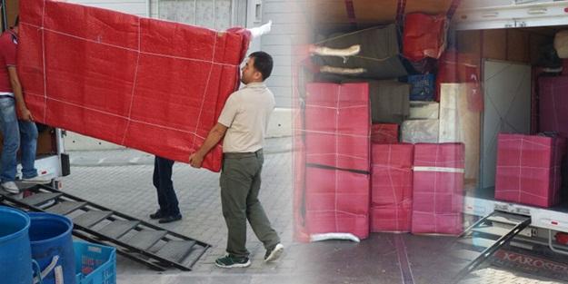 Ankara'da 43 yıllık ilk kurulan evden eve nakliyat firması