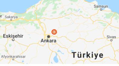 Ankara'da büyük bir deprem olacak mı?