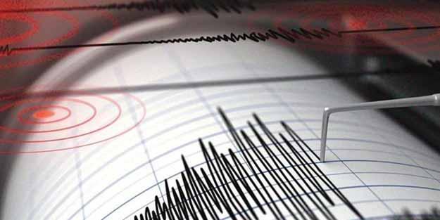 Ankara'da deprem son dakika kaç şiddetinde son depremler 25 Ağustos 2019 Ankara Yenimahalle depremi