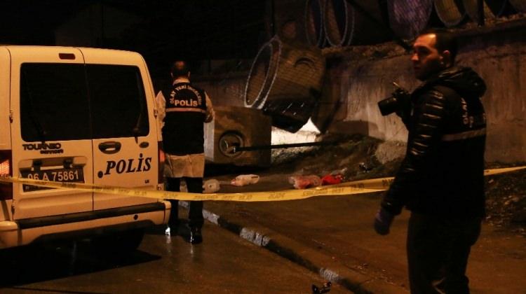 Ankara'da dikkatsizlik can aldı: 1 ölü, 1 yaralı