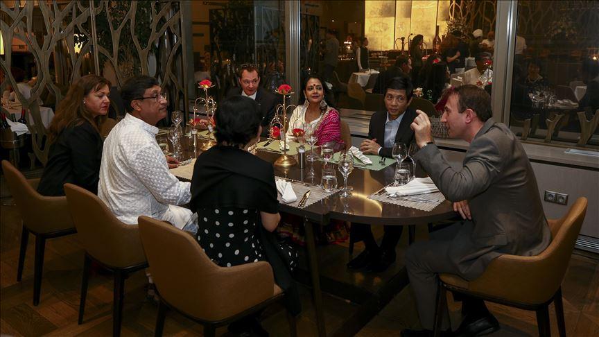 Ankara'da Hindistan Yemek Günleri